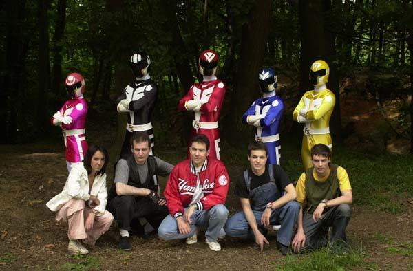 Jushi Sentai France Five [france] Ep4_combat4